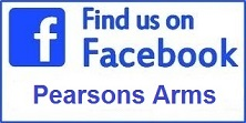 Pearsons Arms on facebook
