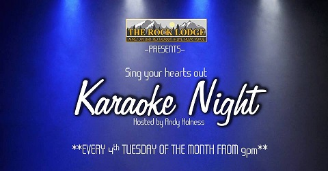 Karaoke Night - 4th Tuesday